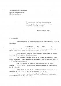 Prof. Luís de Albuquerque [1977]